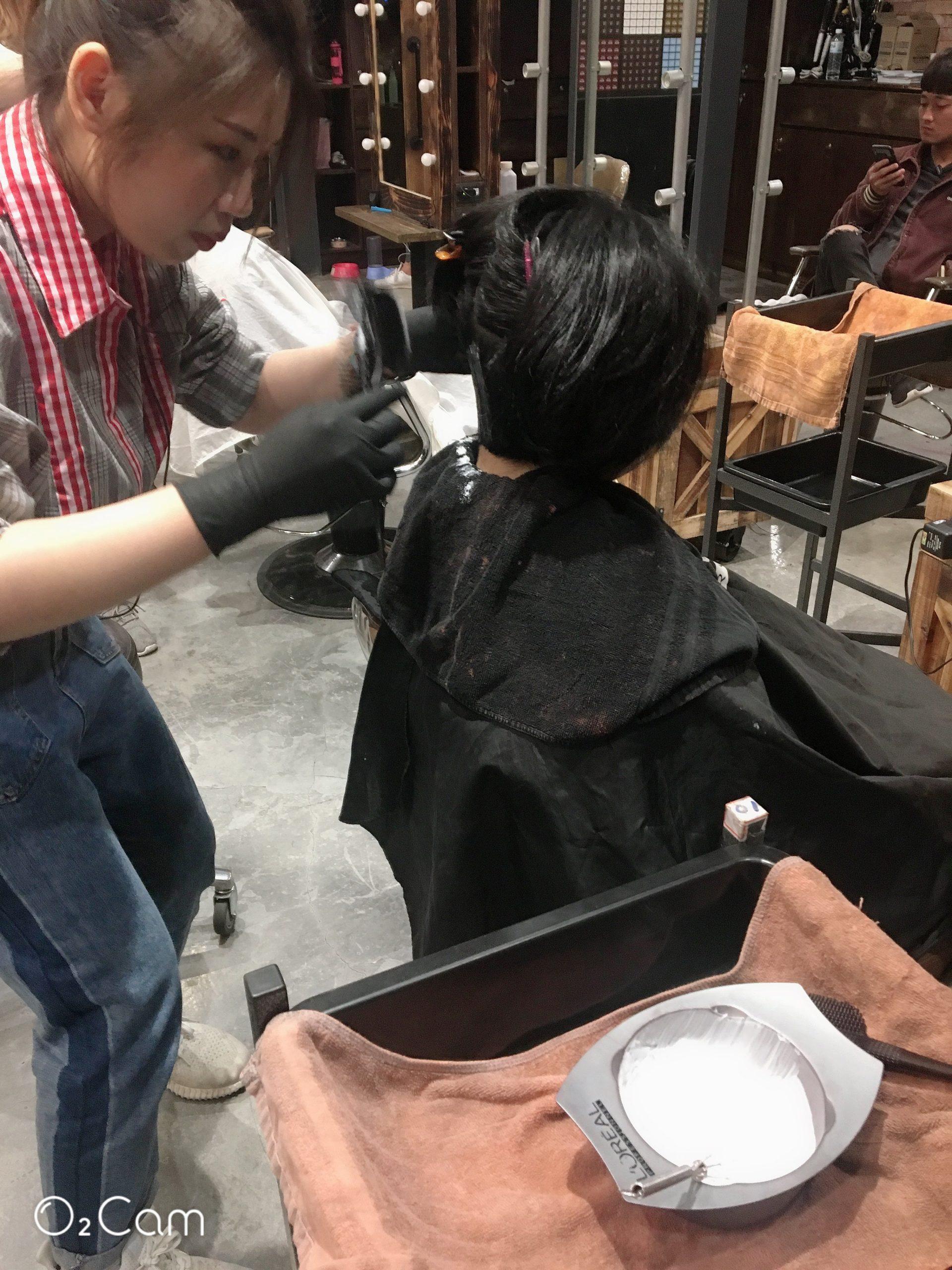 【體驗文】台中髮廊推薦Glitz Hair - 大變髮 15