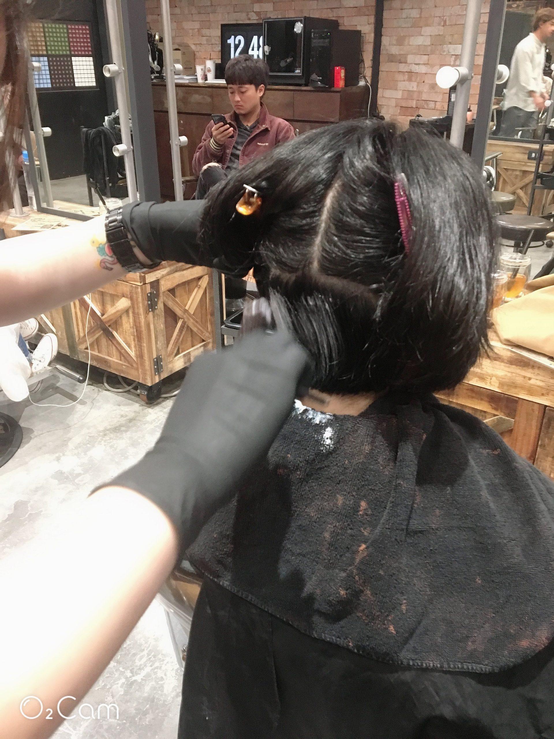 【體驗文】台中髮廊推薦Glitz Hair - 大變髮 16