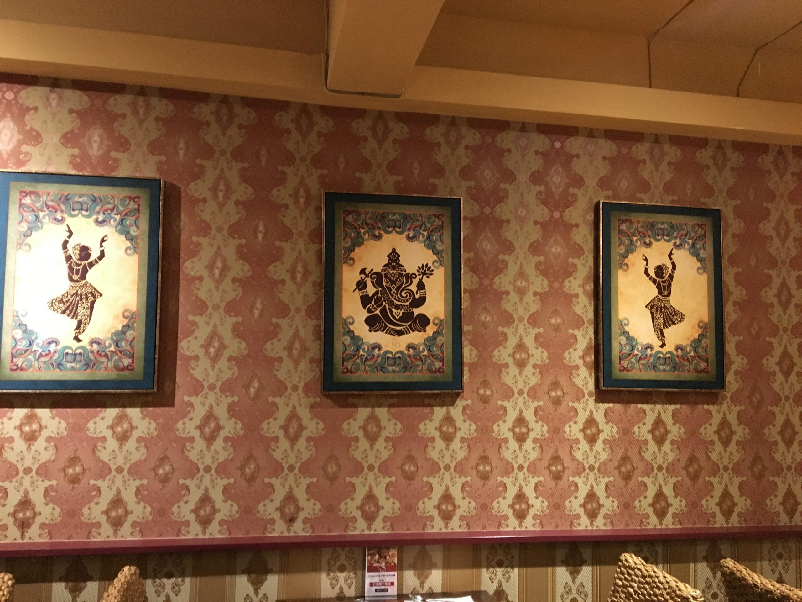 【好吃餐廳】台北印度風情師大店印度料理正宗推薦(影片:教你怎麼吃芒果酸子酥球) 2