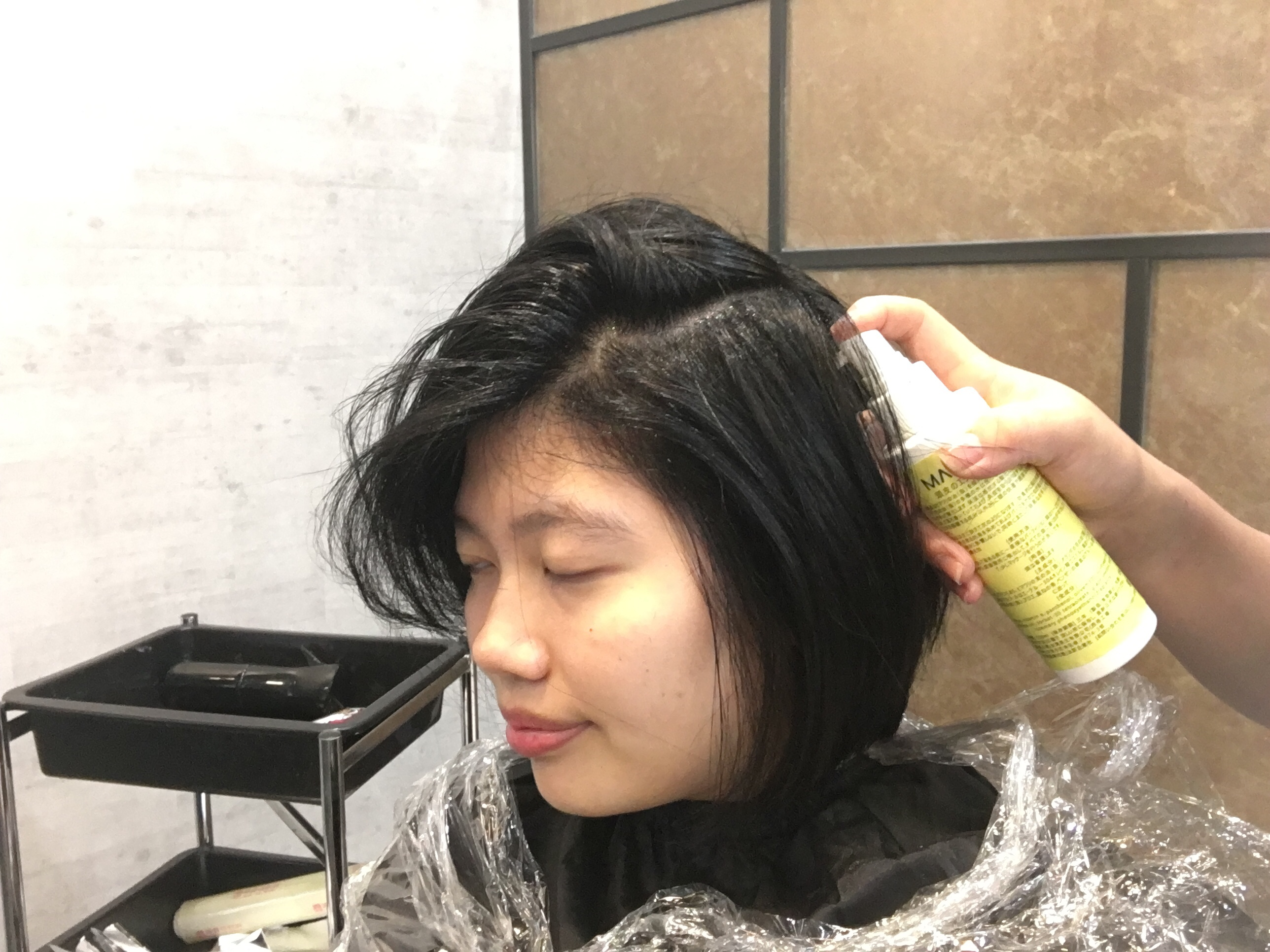 【體驗文】西屯區染燙Flora hair台中髮廊 專業剪染燙護髮髮型Salon 49