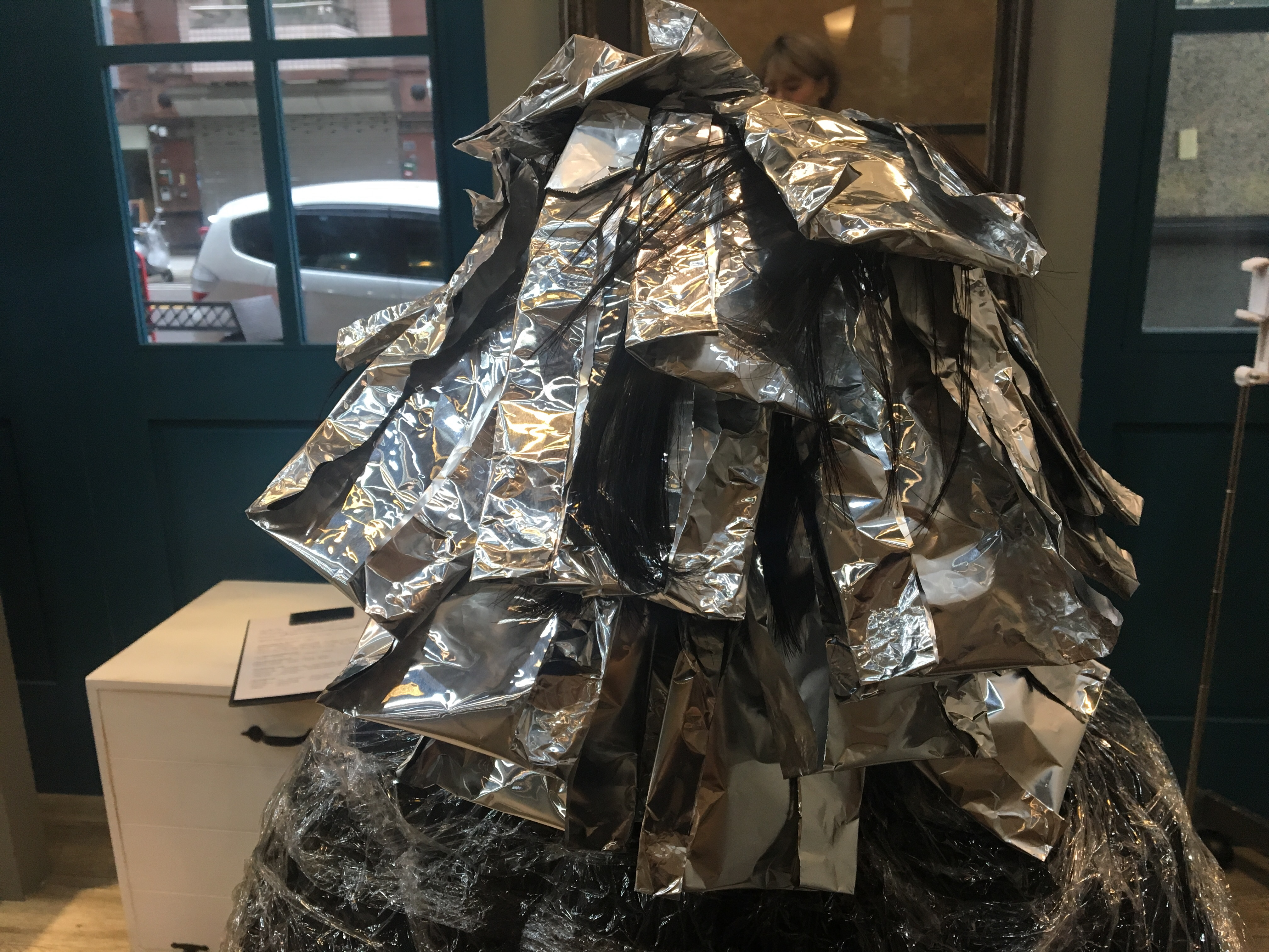 【體驗文】西屯區染燙Flora hair台中髮廊 專業剪染燙護髮髮型Salon 53