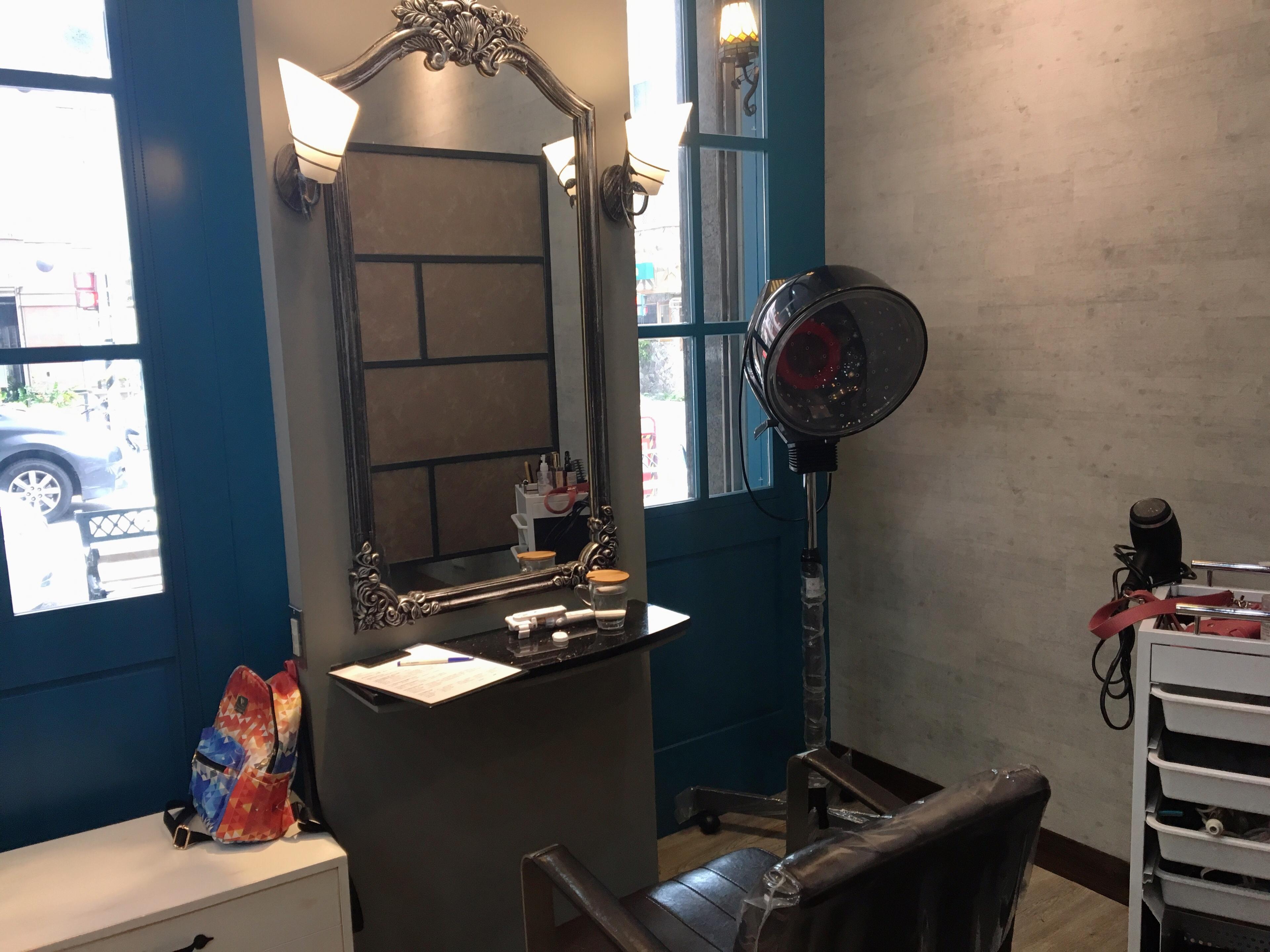 【體驗文】西屯區染燙Flora hair台中髮廊 專業剪染燙護髮髮型Salon 42