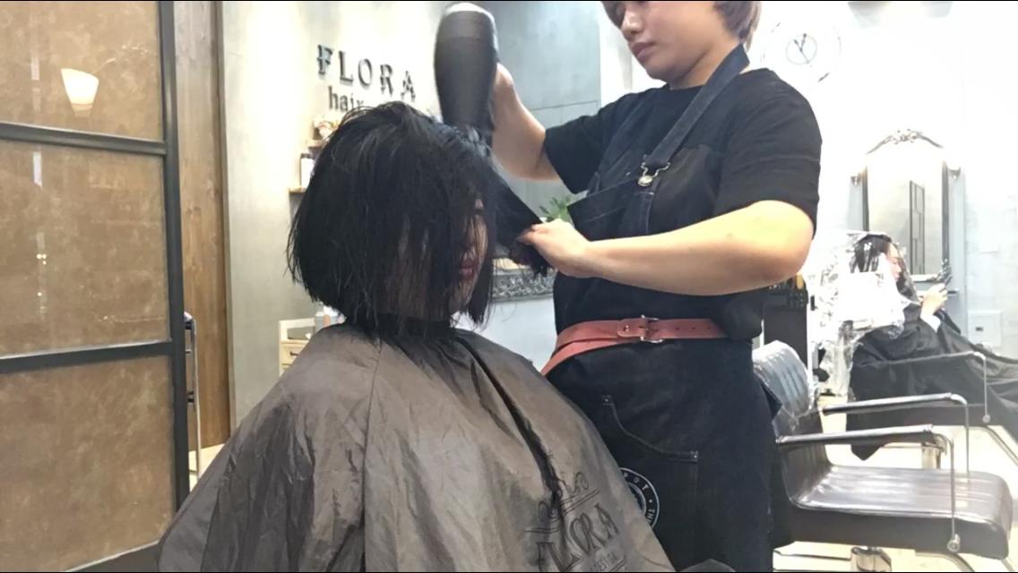 【體驗文】西屯區染燙Flora hair台中髮廊 專業剪染燙護髮髮型Salon 46