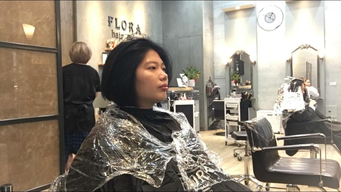 【體驗文】西屯區染燙Flora hair台中髮廊 專業剪染燙護髮髮型Salon 48